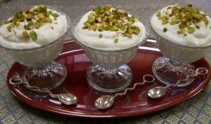 Deb's Turkish Delight Syllabub